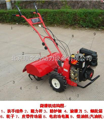 遙控微耕機/微耕機配件/柴油微耕機