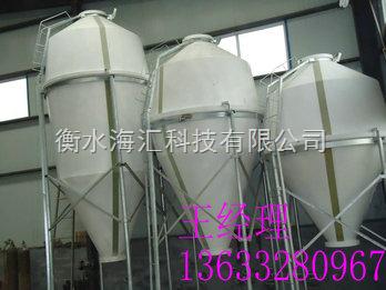 2.5吨-2.5吨玻璃钢饲料塔