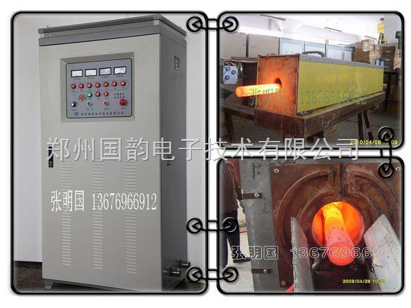 300kw-厂直供:中频感应加热炉_中频电炉棒料透热专用设备(河南郑州)