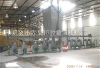 恒骏木炭机生产线