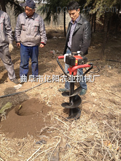 果园挖坑机行情 手提式植树挖坑机
