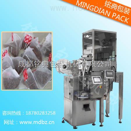 上海三角袋茶叶全自动包装机