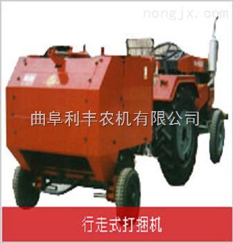 稻草打捆机 自动捡拾稻草打捆机