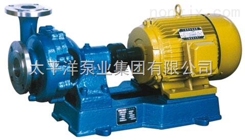 IH80-65-160B型单级单吸化工离心泵,太平洋泵业集团有限公司