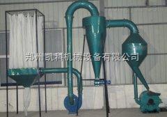 杨木粉碎主要设备及产量细度问题