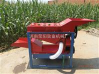 玉米剥皮脱粒一体机/剥皮抽风型玉米脱粒机