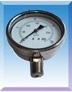 低温(高温)(防腐)不锈钢压力表系列