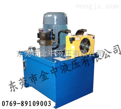 山西榆次金中液压系统设计,小型液压站,液压泵站定做图片