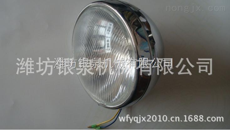 厂家大量直供福田雷谷神收割机原厂配件—前工作灯(金旋风)