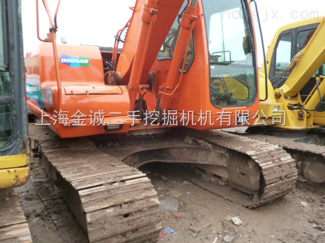 斗山LC-7二手挖掘机+全国直销+金诚二手挖掘机市场