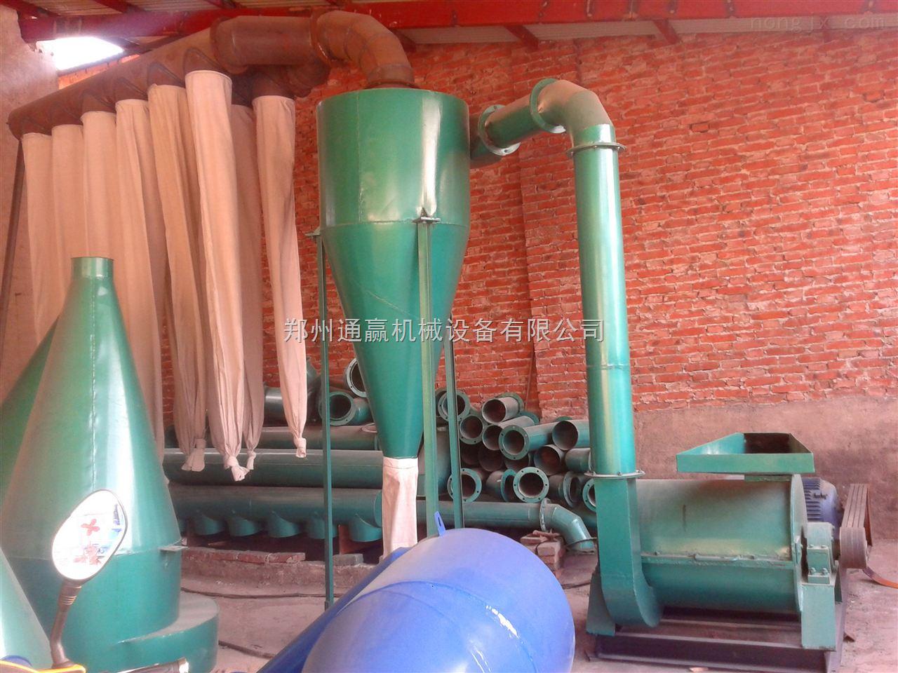 超细木粉机|如何减缓木粉机设备磨损|通赢机械厂家直销