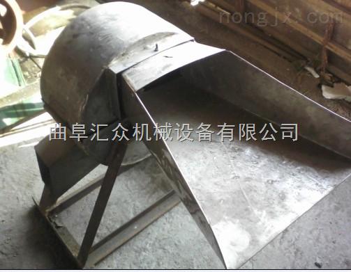 不锈钢双道山楂打浆机,猕猴桃打浆机