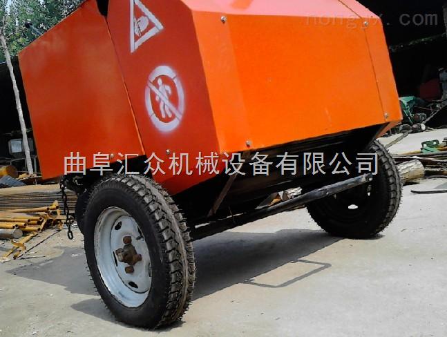 标准-拖拉机后悬挂式打捆机,行走式圆捆机
