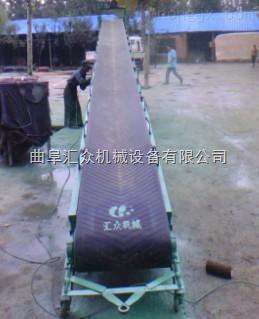 固定式水平皮带输送机,矿山运煤输送皮带机