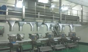 賣咖啡粉沸騰制粒機 FL-60型一步制粒干燥機 有噴槍的干燥制粒機