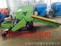 BM-5552省工省时最好用的青贮打捆机