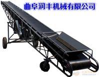 爬坡可升降皮带机 矿用带式输送机 流水线带式输送机