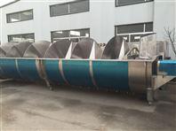 供应优质螺旋预冷机 不锈钢螺旋预冷机厂家