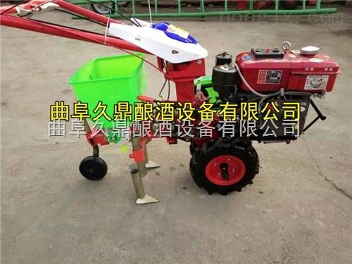 泗阳县汽油播种机