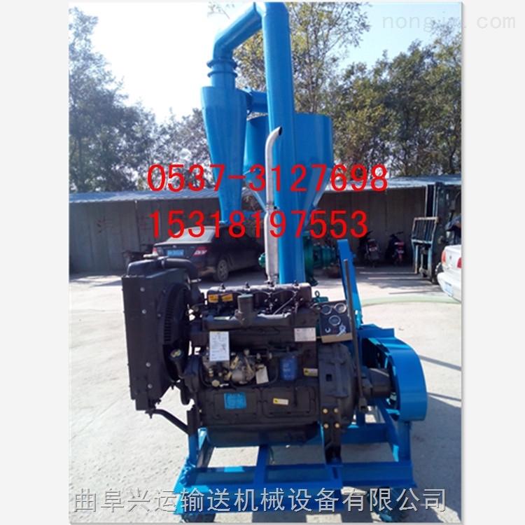 QL-3-移动式散粮吸粮机  曲阜大型吸粮机厂家y2
