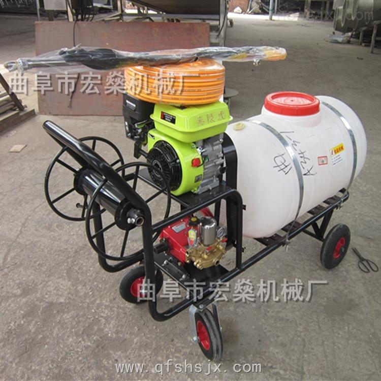汽油農藥噴藥機 高壓手推式汽油噴霧器