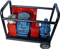 移动式自吸滑板泵
