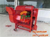 风机式稻麦脱粒机 多功能大型稻麦脱机