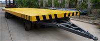 山东中运农用搬运双向引牵平板拖车定做生产出售厂家直销价格多少钱