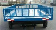 山东中运农用尾板牵引平板拖车定做生产出售厂家直销价格多少钱