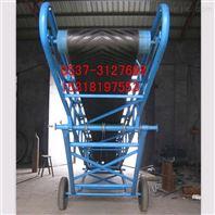 工业原料输送机展销  兴运砂石料输送机制造生产y2