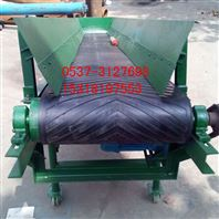 瓷滚筒包胶输送机厂家供应 兴运带式输送机公司y2