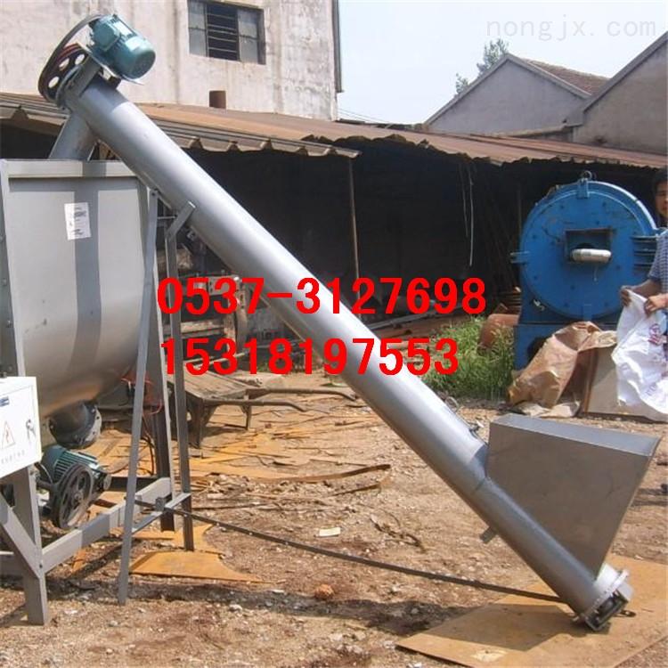 TL160-冶金行业螺旋输送机供应销售曹