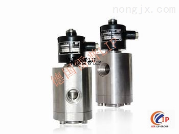 进口耐高压不锈钢电磁阀(常闭)