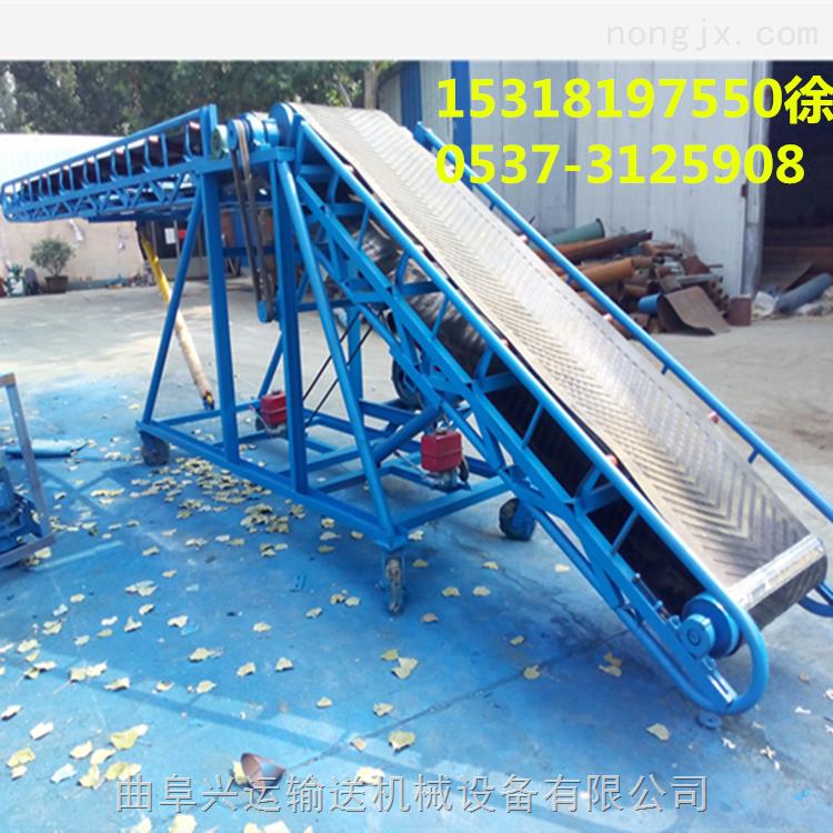 500-1米宽皮带输送机供应 厂家直销A7