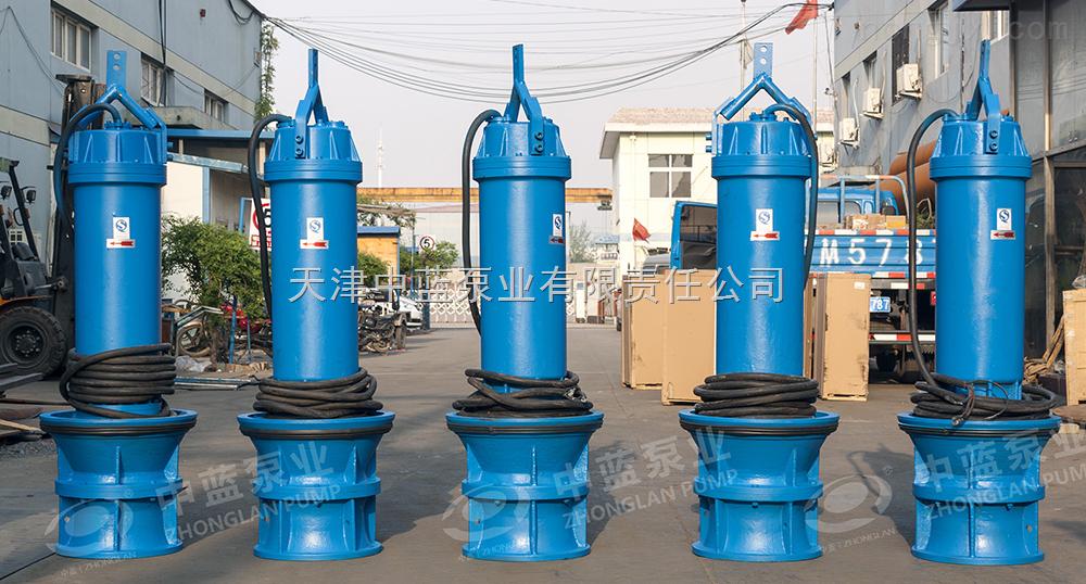 潜水轴流泵选型方法