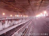 北京自动喷雾除臭系统