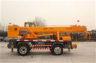 济宁四通12吨小型吊车报价性价比高工艺精湛