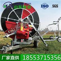 农用卷盘式喷灌机,农用卷盘式喷灌机结构特点,农用卷盘式喷灌机参数表