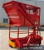 自走式玉米秸秆粉碎回收机 青储机 秸杆收集好机器