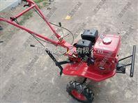 农用松土机 汽油旋耕机 背负式锄草机