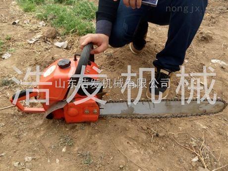 手提式小型挖树机 多种规格树木移栽机图片