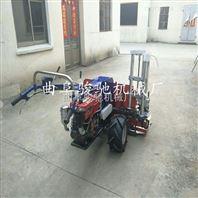 水稻收割机 履带式小麦收割打捆一体机
