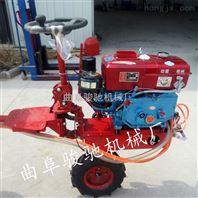 汽油三轮打药机 自走式麦地喷雾器