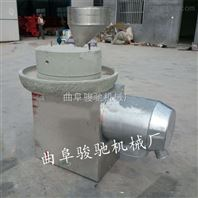 小麦面粉石磨机 电动面粉机