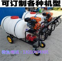 汽油动力喷雾器 四轮车喷雾器 高压泵喷雾器容量