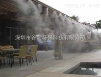四川纪念馆降温景区降温人造雾设备