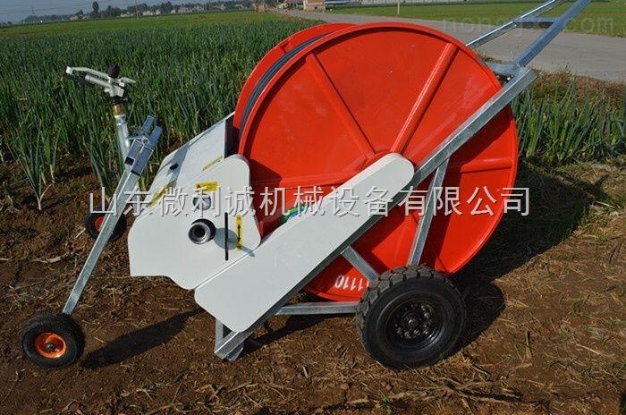 jp50-150 小型喷灌机 浇地喷灌机