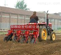 播种机 汽油大马力播种机 手推式玉米播种机