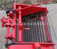 全自动土豆挖掘机 耕整设备 花生收获机