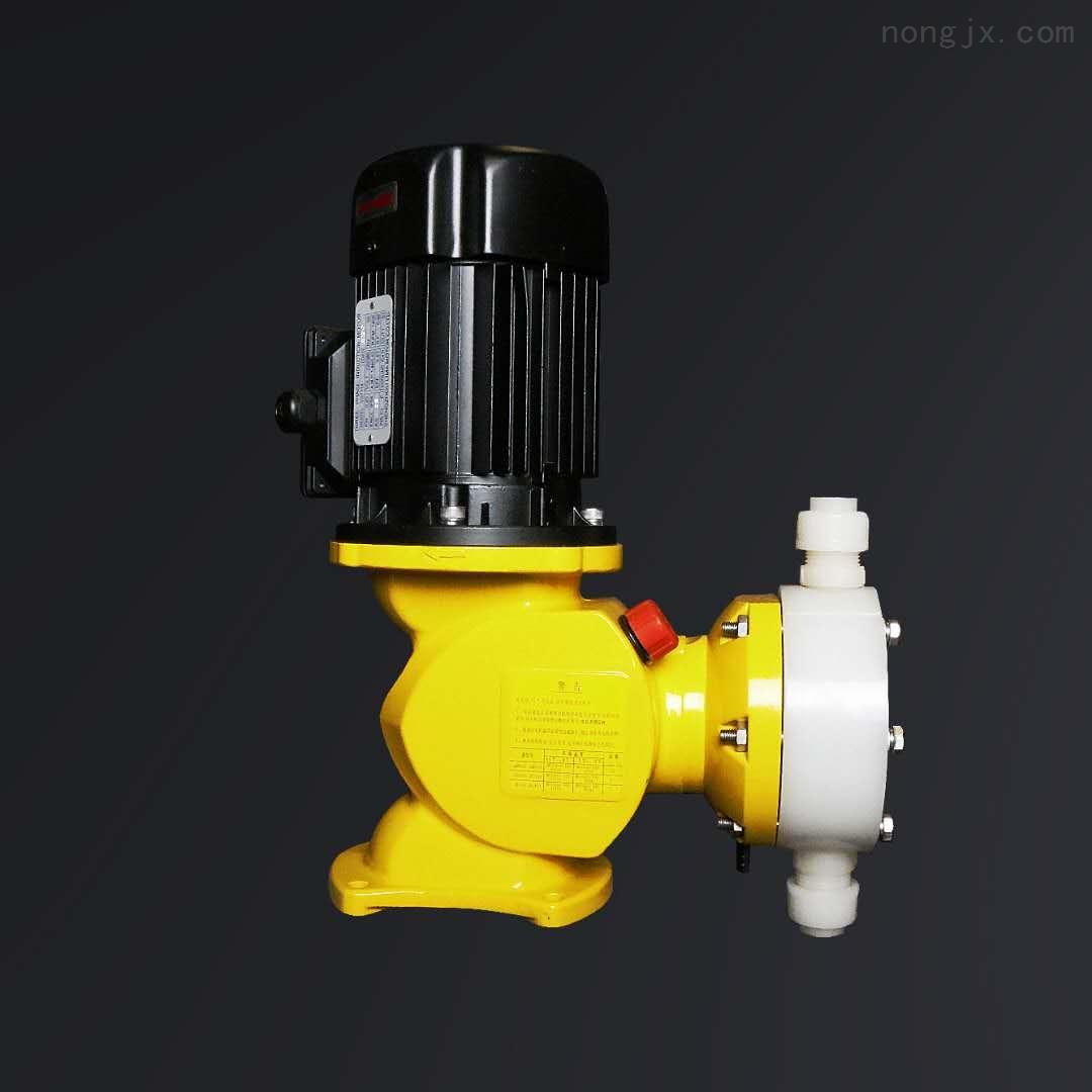 柱塞计量泵南方计量泵JW系列